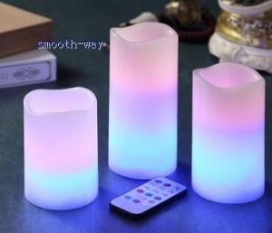 China SWLCWCFlameless LED Candles With Remote Control SWLCWC on sale