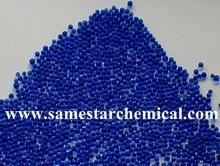China blue silica gel with super adsorption on sale