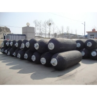Inflatable rubber pipeline water