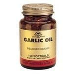 China Solgar Garlic Oil 100 Softgels on sale