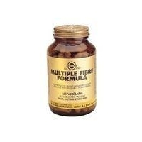 China Solgar Multiple Fibre Formula (blend sofoluble/insoluble fibers) 120 Vegicaps on sale