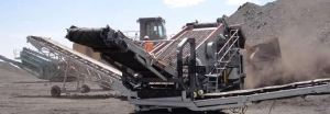 China Copper Mining Process Plant on sale