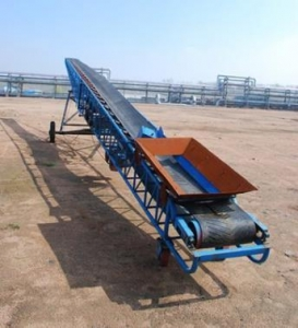 China Mobile Belt Conveyor on sale