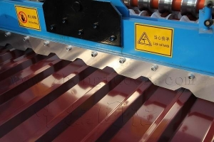 China Metal Building and Roofing panel rollforming lines on sale