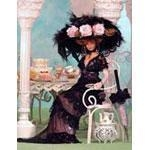 China PK-109CR BASIC KIT - Cream Kit for P-109 - 1912 Edwardian Tea Gown (No Shoes or Stockings) on sale