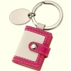 China Personalized Leather Photo Frame Keyrings Photo Keychains Bulk CK-024 for sale