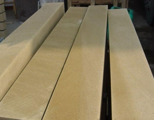 China Sandstone Tiles Black Chocolate Beige Grey Gold Sandstone on sale