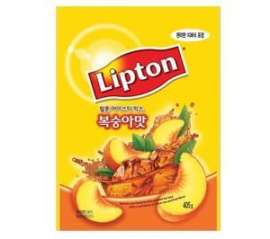 China Beverages Ice Tea Mix Peach - Lipton 16x405gm on sale