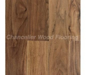 China AB Grade 90mm Black Walnut Parkay Floor on sale