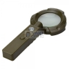 China 3 in 1 Multi-function Magnifying Glass with Flashlight for Military Magnifier Outdoor Use for sale