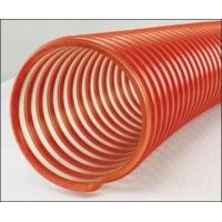 China C3030 PVC Flexible Sink Drain Steel Wire Reinforced Mulch Resurfacing Hose on sale