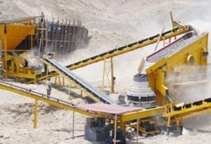 China 250-300 Tph Complete Crushing Plant Introduction on sale