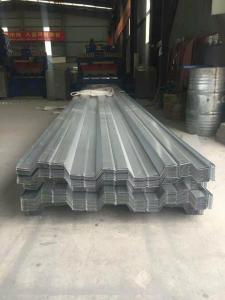 China YX76-344-688 Steel Anti-rust High Strength Composite Floor Deck on sale