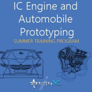 China Summer Training Program in Automobile Engineering - IC Engine and Automobile Prototyping on sale