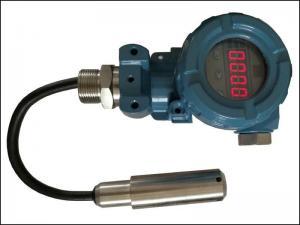 China Digital display liquid level sensor PT500-610 on sale