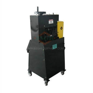 China BS-011 scrap copper wire stripping machine used for recycling cable wire on sale