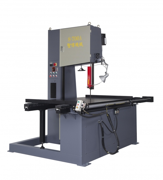 s-700a-1 vertical bandsaw machine(special type)
