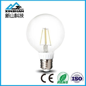 China Vintage Filament Light Lamp Globe E27/E14 Filament Bulbs 220V-240V 2W on sale