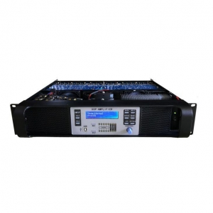 China DSP-14K 14000 Watts Digital 2 Channel DSP Switching Power Amplifier with Ethernet WiFi on sale