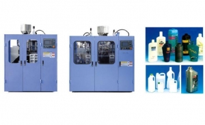 China Fully Automatic Extrusion Blow Moulding Machine HT(II)-2L on sale