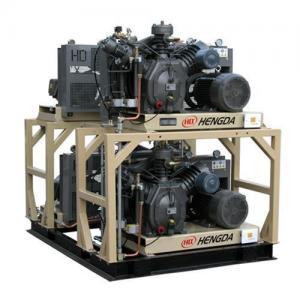China 30bar-40bar High Pressure Piston Air Compressor on sale