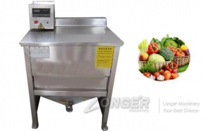 Quality Stainless Steel Meat And Vegetable Blanching Machine for sale