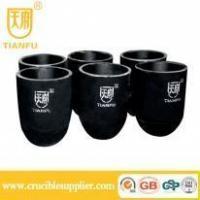 China Graphite Silicon Carbide Crucible,795*H750 on sale