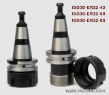 China Machinery CNC Tool Holders for HSD ISO30 ATC Spindle with Covernut and Pull Stud on sale