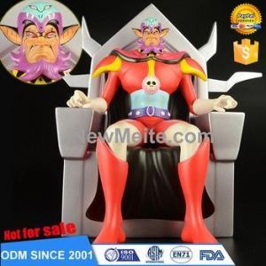 China collectable custom dinosaur king action figure polyresin craft on sale