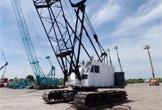 China Crawler Crane LINK BELT - LS118 on sale