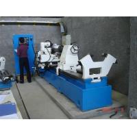 CNC Roll Notching & Branding Lathe