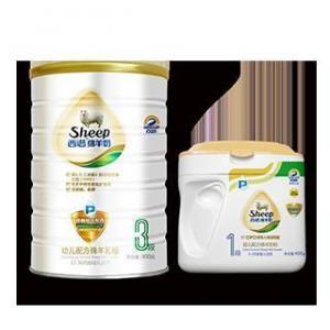 China Sheep Milk Infant Formula on sale