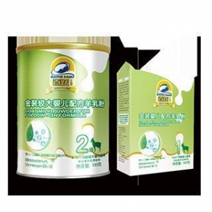 China Goat Milk Baby Formula on sale
