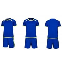 China Custom design soccer uniforms football jerseys on sale