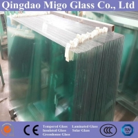 Clear Float Solar Glass