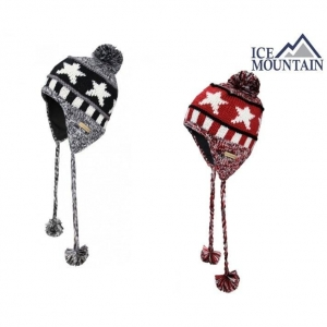 China Ice Mountain Women You're A Star Winter Hat on sale