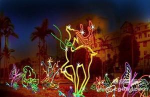 China Light carved deer on sale
