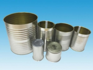 China Metal Cans (For Syrup, Ketchup, Jam, Honey, etc) on sale