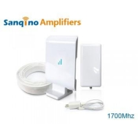 Hot Sale Sanqino 1700Mhz home cell phone booster (Desktop Type)