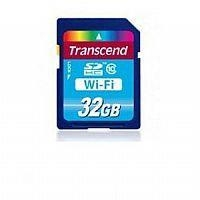 China Transcend Wifi SD 32GB Class 10 Memory Card on sale