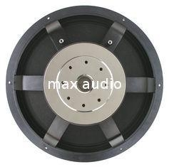 China 20 Inch High Power SPL Car Speakers , Pro Audio Speakers In Car Paper Cone on sale