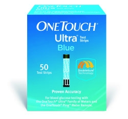 China Diabetic Supplies TEST STRIP ONE TOUCH ULTRA on sale