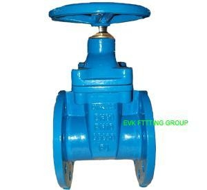 China DIN3352 F4 Resilient Gate Valve on sale