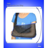 China Immobilizer Medical Foam Arm Sling Breathable Mesh Lightweight Shoulder Very Comfortable on sale