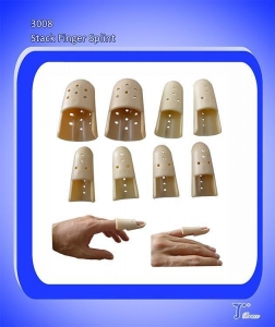 China Stack Finger Splint Brace for Broken Finger on sale