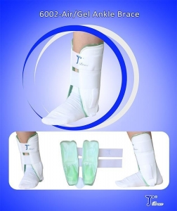 China Orthopedic Gel Cold Air-Stirrup Ankle Support Brace on sale