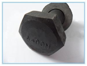 China Heavy Hex Bolts/Heavy Structural Hex Bolts (ASTM A490) on sale