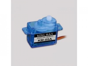 China KM-05A--5g 1.2kg.cm torque,analog,aluminium gears micro servo on sale