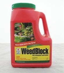 China Browse By Category WeedBlock Pre-Emergent on sale