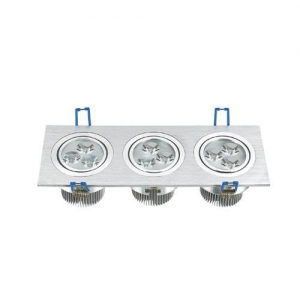 China 9W high power led grille light on sale
